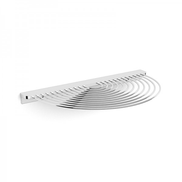 Semi-Circular Wire Shelf