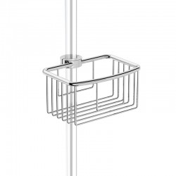 Shower Rail Basket