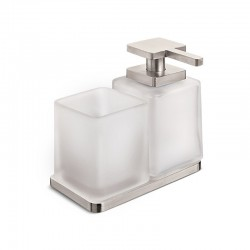 Soap Dispenser and Tumbler Kit