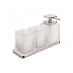 Soap Dispenser & Tumbler Kit