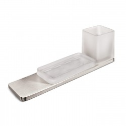 Soap Dish & Tumbler Kit