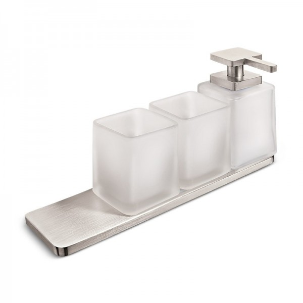 Soap Dispenser & Accessory/Tumbler Kit
