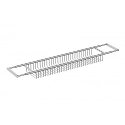 Contemporary Adjustable Bath Rack Dezi Home