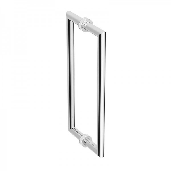 Back to Back Glass Door Handle Kit