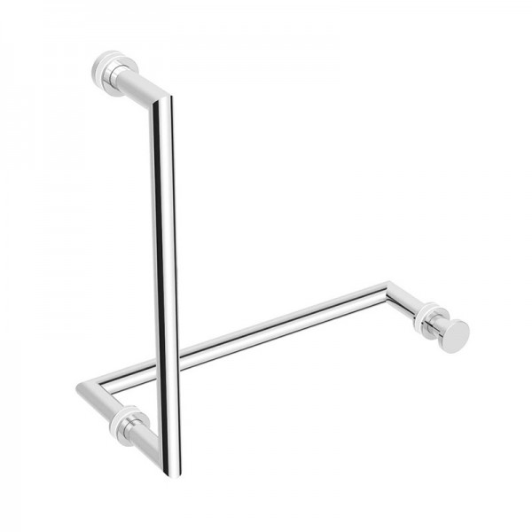 Door Handle w/Towel Bar Kit