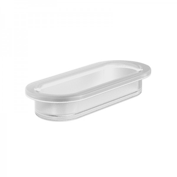 Replacement Frosted Glass Dish