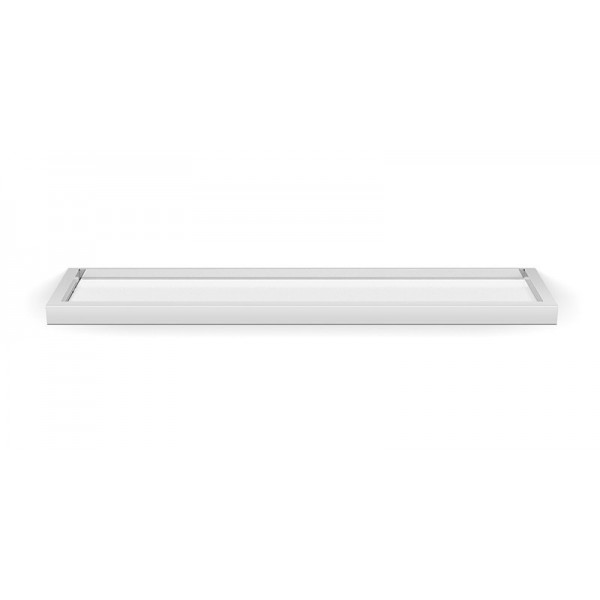 Frosted Glass Shelf