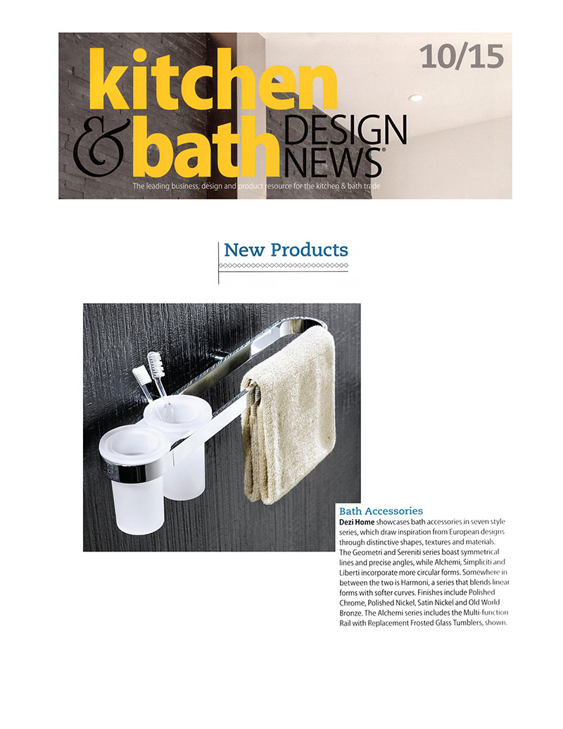 Kitchen Bath Design News Website
