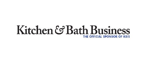 Simpliciti towel bar featured on Kitchen & Bath Business website